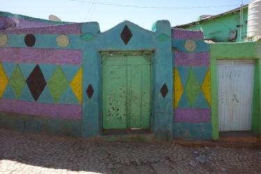 A house in Harar.