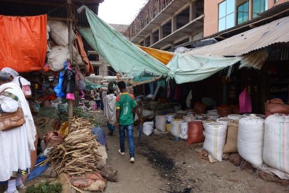 Bahir Dar Market,