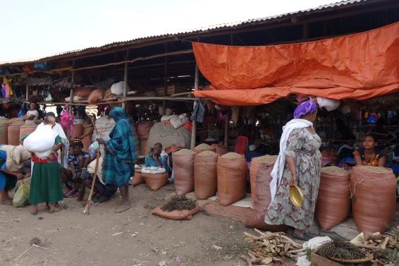 Bahir Dar Market.