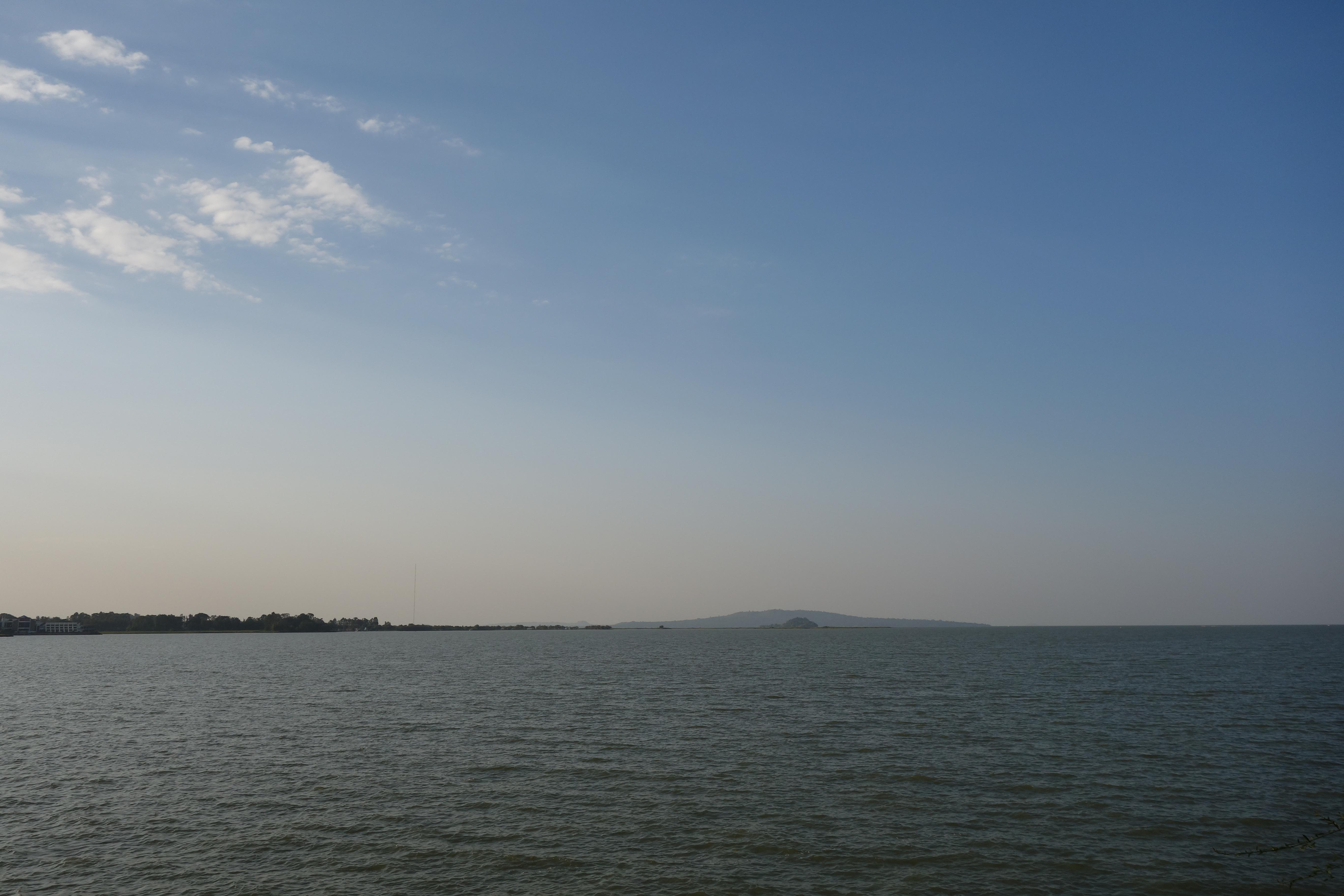 Lake Tana is enormous...