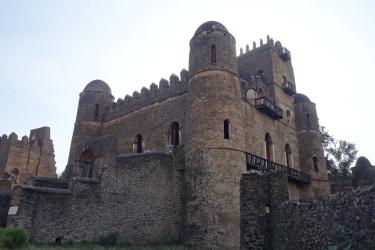 Fasilides' Palace.
