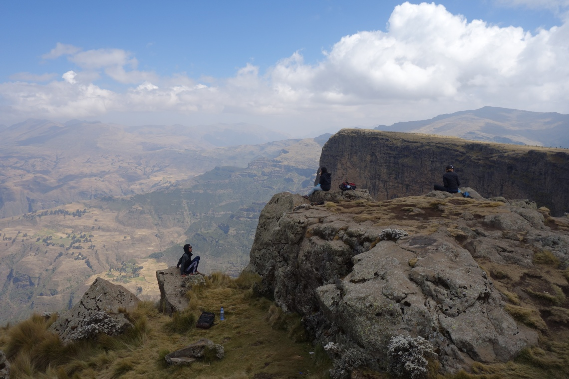 Trekking the Simien Mountains – New Faces, New Places