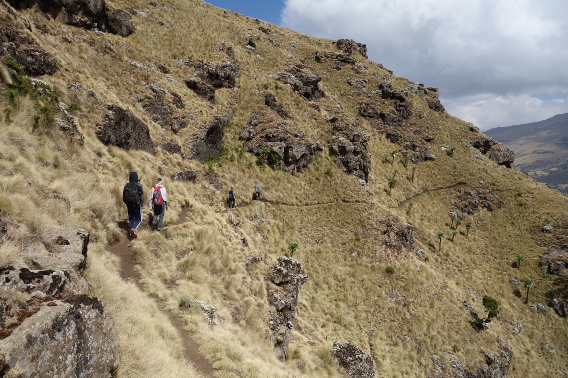 simien-mountains-steep-track