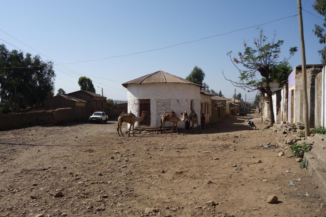 axum aksum old quarter