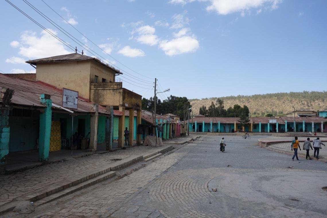 axum aksum piazza
