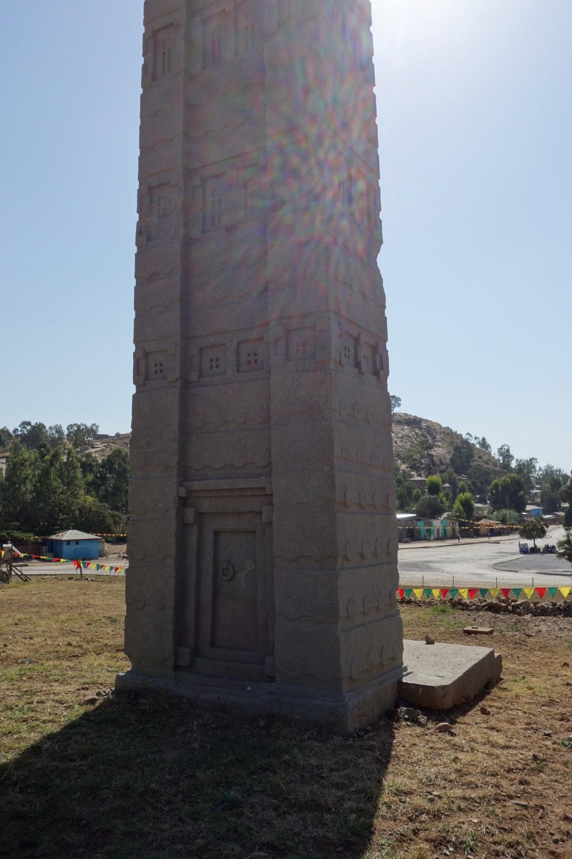 axum aksum rome stelae