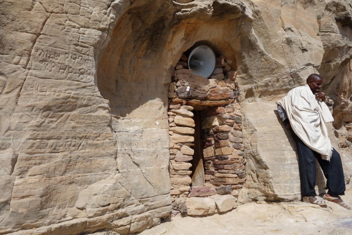 daniel korkor priest tigray churches ethiopia travel blog
