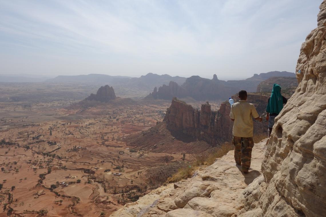 daniel korkor tigray churches ethiopia travel blog