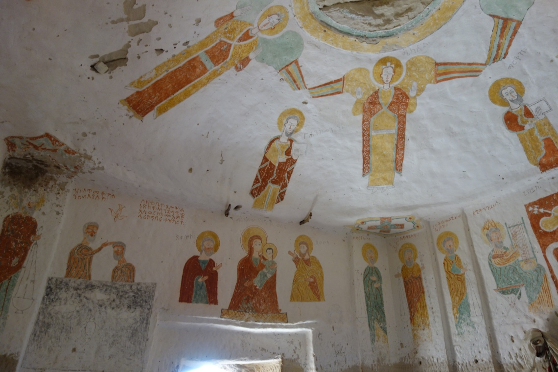 daniel korkor tigray churches ethiopia travel blog