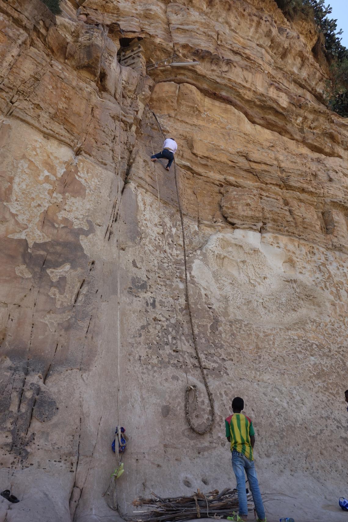 debre damo rope ethiopia travel blog (1)
