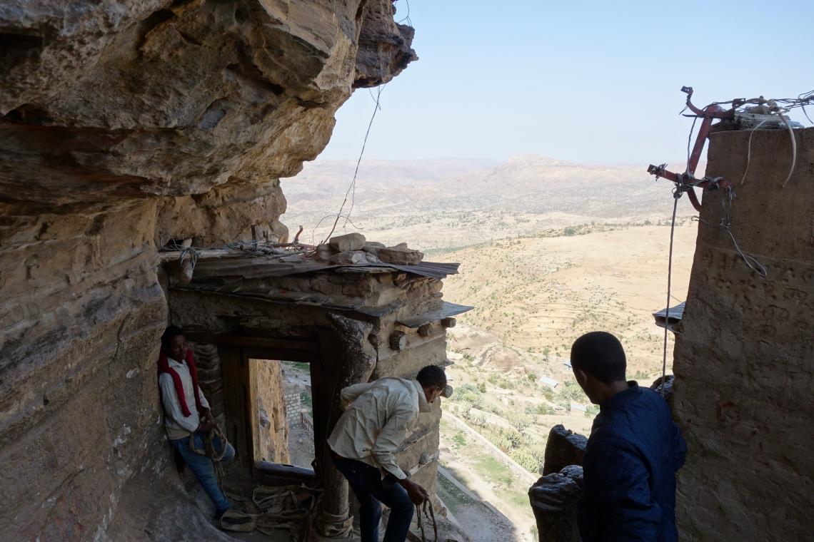 debre damo rope monks tigray churches ethiopia travel blog (1)