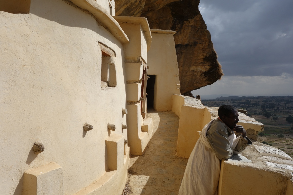 petros we paulos priest ethiopia tigray churches travel blog