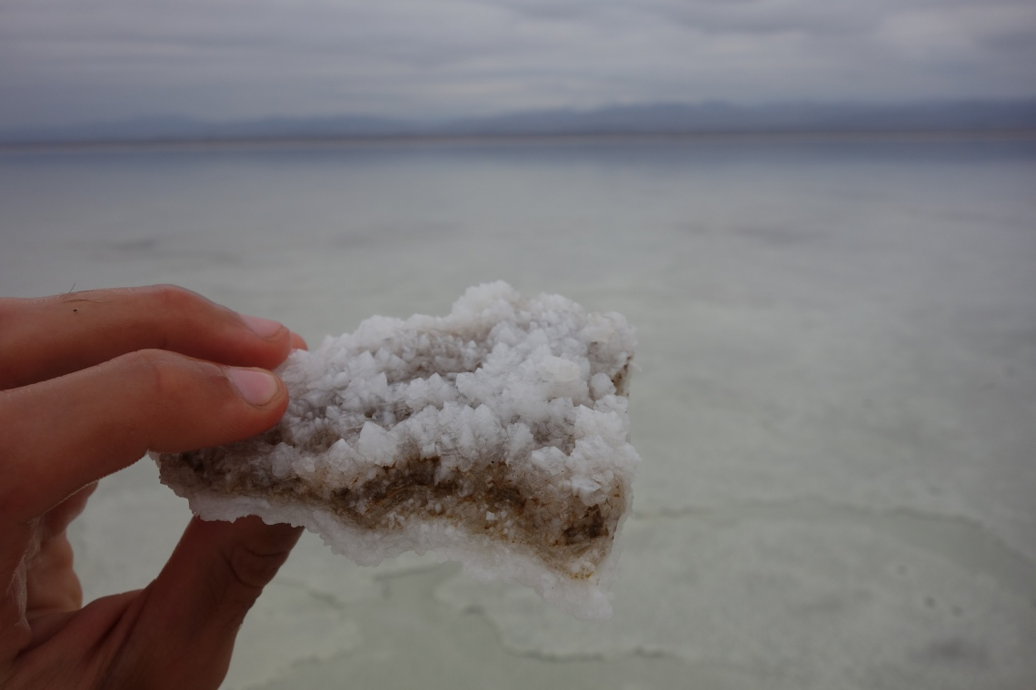 danakil depression salt
