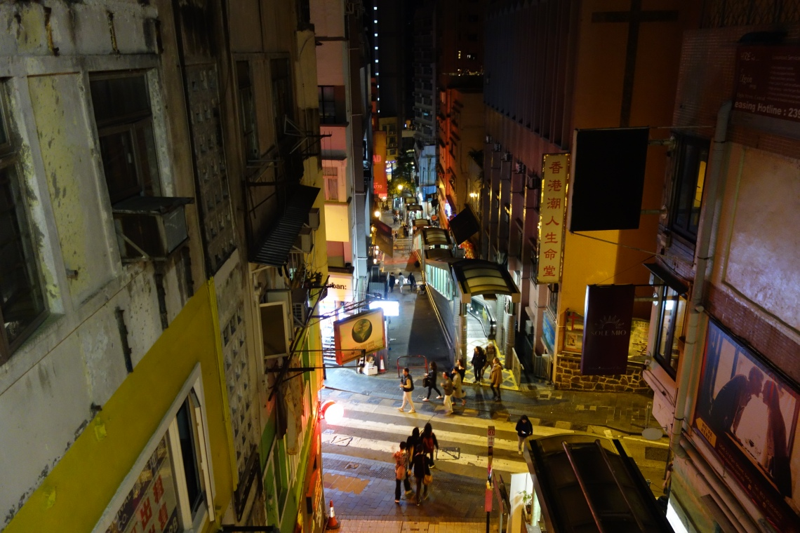 hong kong central mid level escalator (4)