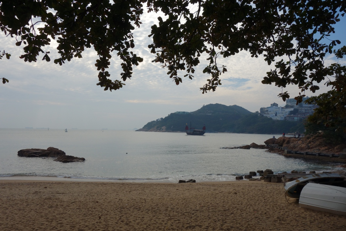 stanley beach hong kong travel blog