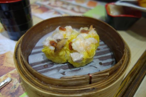 As expected, Tim Wo Han had some killer dumplings.