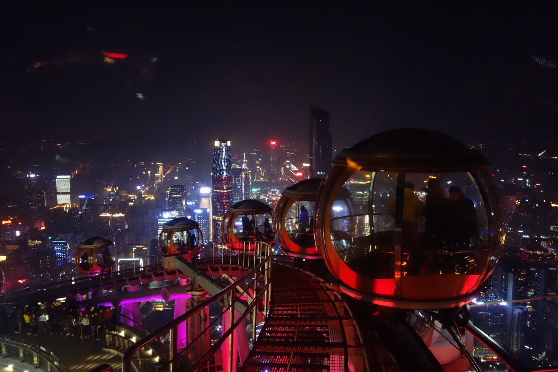 canton tower bubble tram guangzhou travel blog