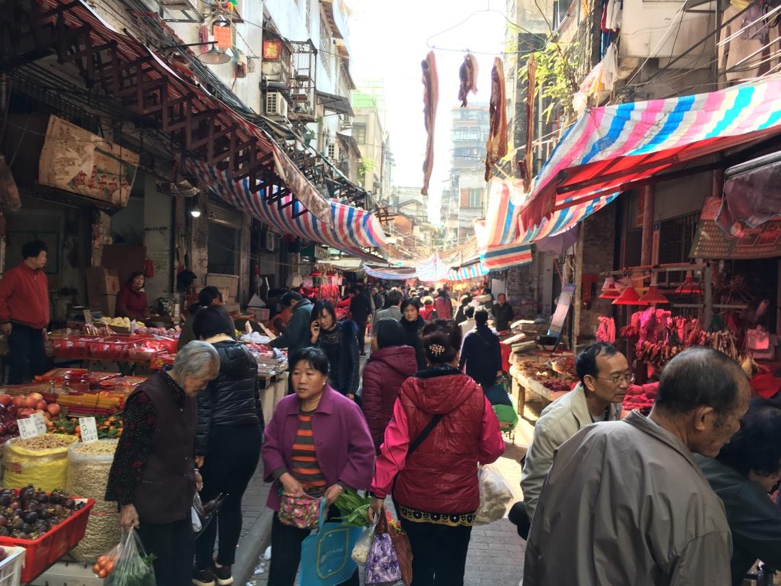 wet market guangzhou urban village china (1)