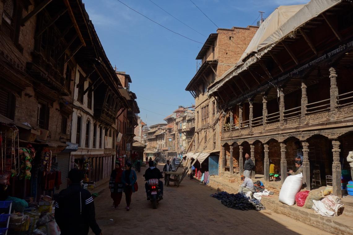 bhaktapur kathmandu nepal travel blog