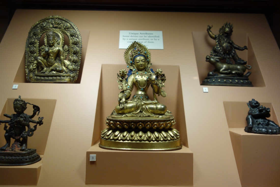 sculptures patan museum durbar square nepal travel blog (2)