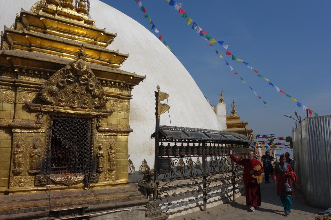 swayambhunath stupa kathmandu nepal travel blog (1)