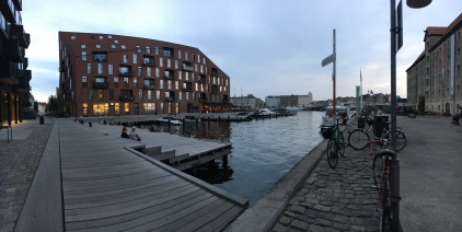 Krøyers Plads in Christianshavn.