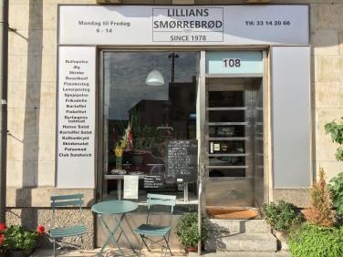 Lillians Smørrebrød, one of my favourite cafes in Copenhagen.