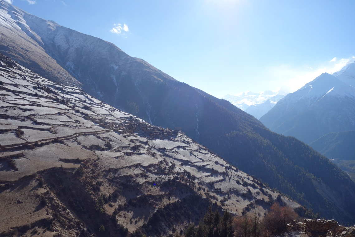 ghyaru manang valey nepal travel blog (1)