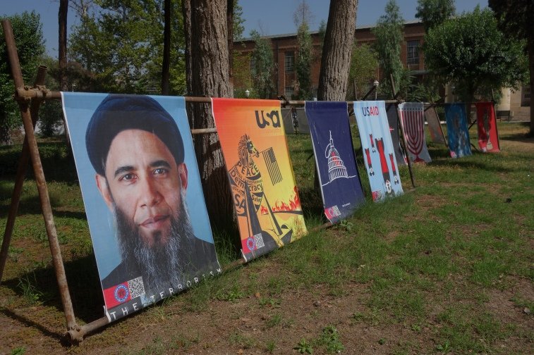 Obama... Osama... kind of cheap wordplay but the message is intersting nonetheless.