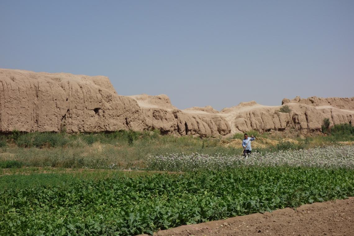 ghaleh jalali castle kashan iran fortress (2)