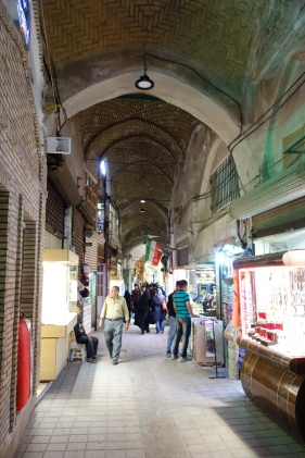 kashan bazaar interior iran travel blog (2)